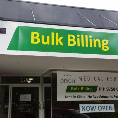 Medical Clinic with Bulk Billing services